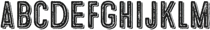 Microbrew Three Combined otf (400) Font LOWERCASE