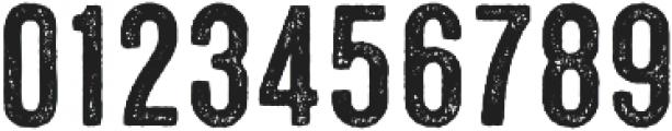 Microbrew Three otf (400) Font OTHER CHARS