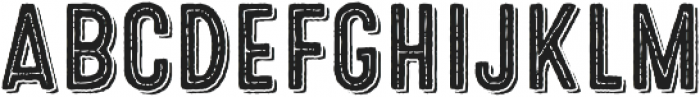 Microbrew Unicase One Combined otf (400) Font UPPERCASE