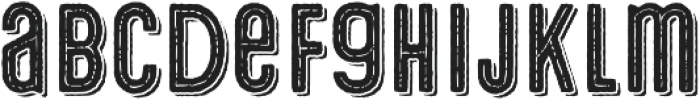 Microbrew Unicase One Combined otf (400) Font LOWERCASE