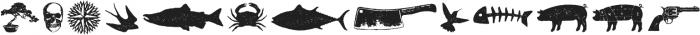 Microbrew Unicase Ornaments otf (400) Font UPPERCASE