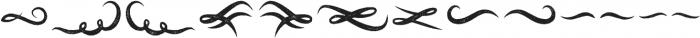 Microbrew Unicase Ornaments otf (400) Font LOWERCASE