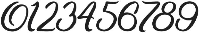 Midnight Bangkok Regular ttf (400) Font OTHER CHARS