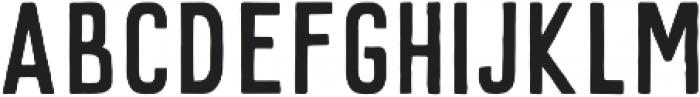 Mightype otf (400) Font UPPERCASE