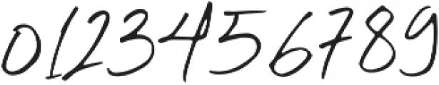 Mihawk otf (400) Font OTHER CHARS