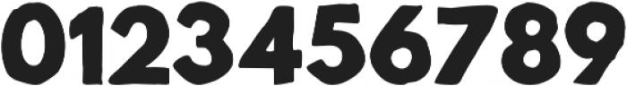 Mild Life Regular otf (400) Font OTHER CHARS