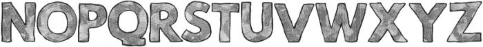 Mild Life Textured otf (400) Font UPPERCASE