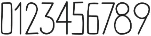 Milestone Helper otf (400) Font OTHER CHARS