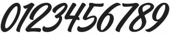 Milestone otf (400) Font OTHER CHARS