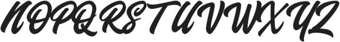 Milestone otf (400) Font UPPERCASE