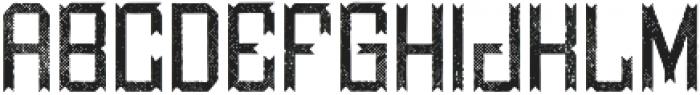 MilestoneFont Aged otf (400) Font LOWERCASE