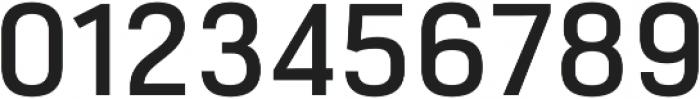 Milibus Regular otf (400) Font OTHER CHARS