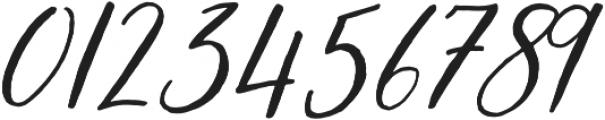 Milk Child Regular otf (400) Font OTHER CHARS