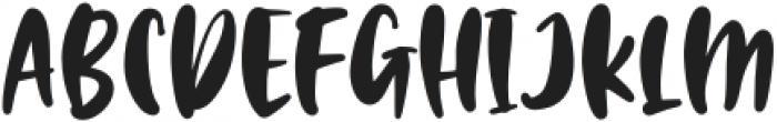 MilkBath otf (400) Font UPPERCASE