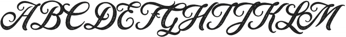 Milkstore 01 Scr otf (400) Font UPPERCASE