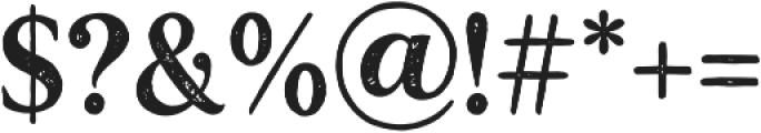 Milkstore 05 Srf otf (400) Font OTHER CHARS