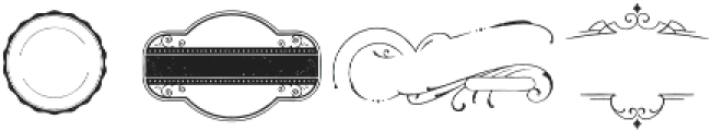 Milkstore 06 Icons otf (400) Font OTHER CHARS