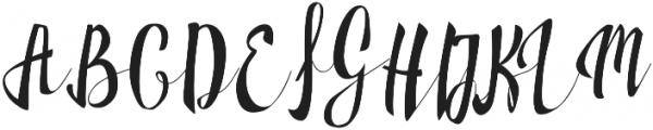 Milkytwins Alt 05 otf (400) Font UPPERCASE