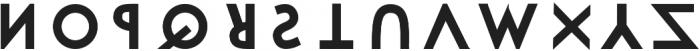 Mille Regular otf (400) Font LOWERCASE