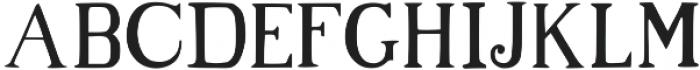 Millstreet ttf (400) Font LOWERCASE