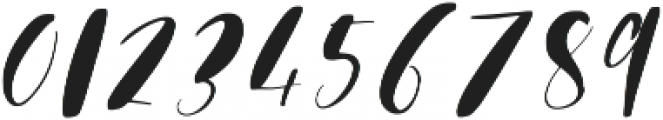 Mindfully Alternate Italic ttf (400) Font OTHER CHARS
