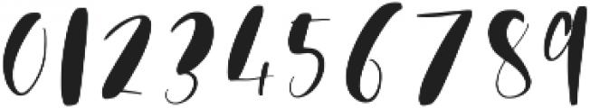 Mindfully Alternate ttf (400) Font OTHER CHARS