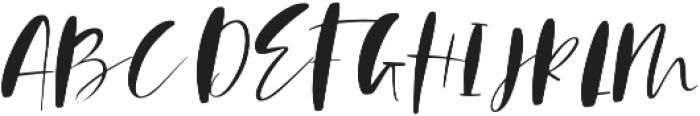 Mindfully Alternate ttf (400) Font UPPERCASE