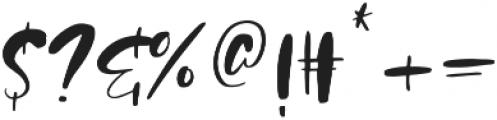Mindfully Regular ttf (400) Font OTHER CHARS