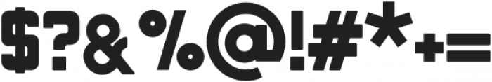 Minersville Regular otf (400) Font OTHER CHARS