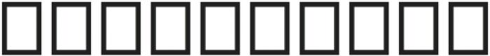 Minimal_Store_ScriptCaps otf (400) Font OTHER CHARS