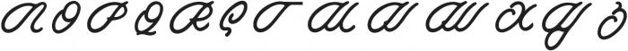 Minimal_Store_ScriptCaps otf (400) Font UPPERCASE