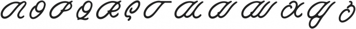 Minimal_Store_ScriptCaps otf (400) Font LOWERCASE