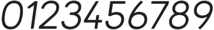Minimo Regular Oblique otf (400) Font OTHER CHARS