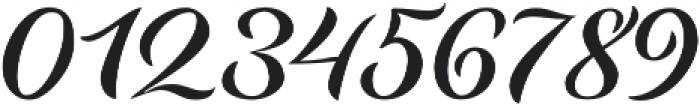 Miralight ttf (300) Font OTHER CHARS
