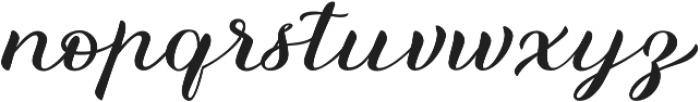 Miralight ttf (300) Font LOWERCASE