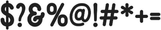 Mirandah Bold otf (700) Font OTHER CHARS