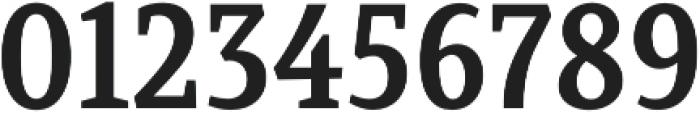 Mirantz Cond Demi otf (400) Font OTHER CHARS