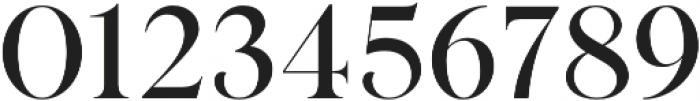 Mirosa otf (400) Font OTHER CHARS