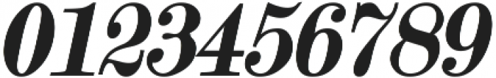 Miss Beautiful Display otf (400) Font OTHER CHARS