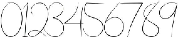 Miss Beautiful Regular otf (400) Font OTHER CHARS