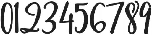 MissDaisy otf (400) Font OTHER CHARS