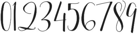 MissDaisySlimAlt otf (400) Font OTHER CHARS