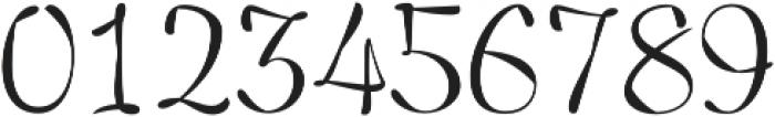 Mist otf (400) Font OTHER CHARS