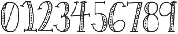 Mister Bear Font otf (400) Font OTHER CHARS