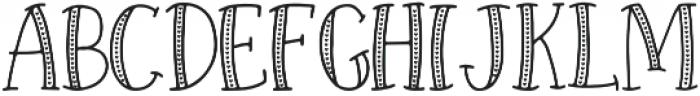 Mister Bear Font otf (400) Font UPPERCASE