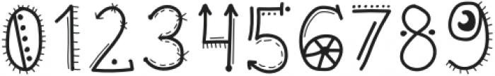 Mistic Regular otf (400) Font OTHER CHARS