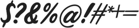 Mistroling otf (400) Font OTHER CHARS