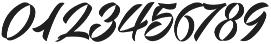 Mistuki 3 otf (400) Font OTHER CHARS