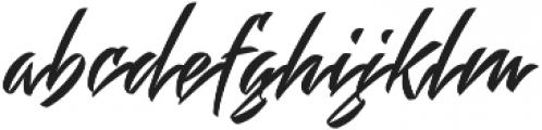Mistuki 3 otf (400) Font LOWERCASE