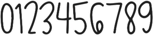Mix Thirteen Regular otf (400) Font OTHER CHARS